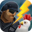 Soldiers and Chickens icon