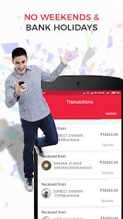 CU - UPI Payment & Chat App - náhled