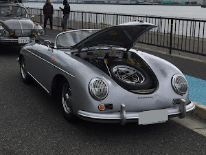 356  1957年式ポルシェ356スピードスターのカスタム事例画像 wakaaniさんの2020年02月24日06:56の投稿