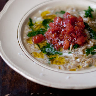 Orzo Soup Recipe