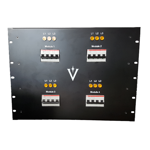 Modular Base Unit front