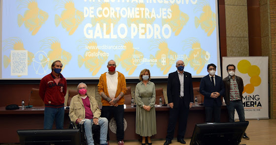 El Festival 'Gallo Pedro' lleva al campus de la UAL el documental 'King Ray'