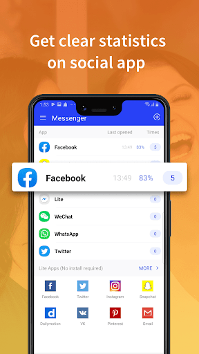 All In One Messenger for Social Apps by DC Mobile Dev Team
