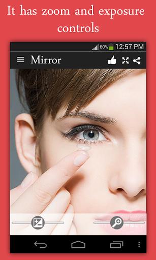 Mobile MakeUp Mirror