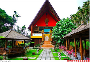 烏布雨林峇里島主題餐廳
