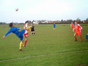 Photo: 22/01/05 v Walton Rangers (Omnico Cup 3) 2-0 - contributed by Martin Wray