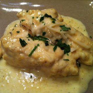 Lemon Sherry Chicken
