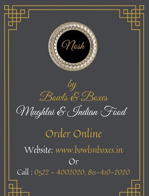 Nosh By Bowls & Boxes menu 1