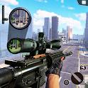 Sniper FPS Shooting: Offline Gun Shooting Games icon