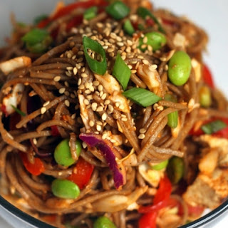 Vegetarian Soba Noodle Recipes.
