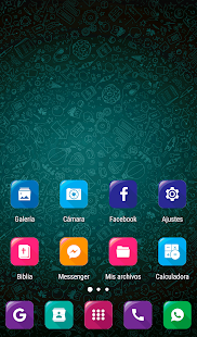 Cuadrix - Icon Pack Screenshot