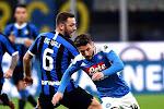 """Inter-directeur klapt uit de biecht: """"Ik had contact met Napoli. Daar ligt de toekomst van Mertens"""""""