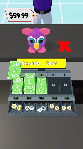 Cashier 3D apktram screenshots 3