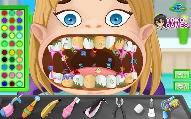 Dentist fear 2 Online Games