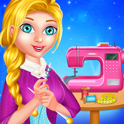 Knitting Tailor Shop! Fashion Boutique (game)