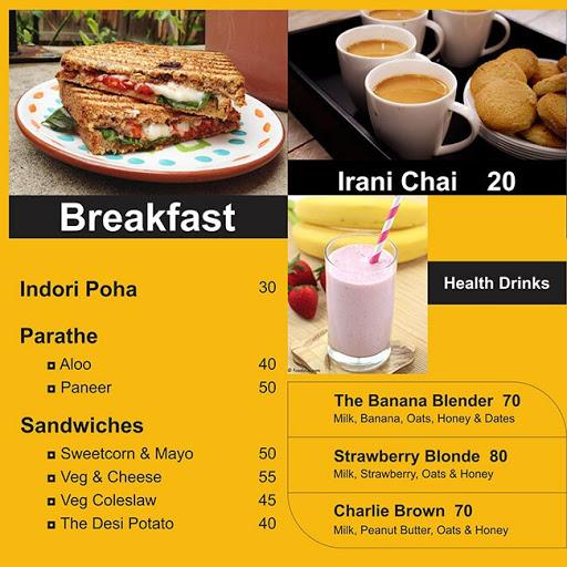 Chaat Junction menu 1