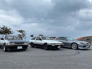 スプリンタートレノ AE86 GT- APEX のカスタム事例画像 いなたん@TEAM.triangle△さんの2020年02月10日22:56の投稿