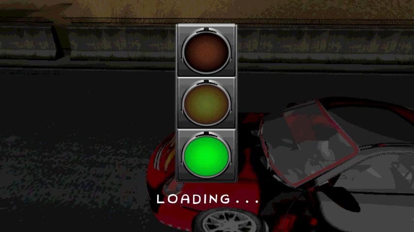 android Fury Drive Screenshot 2
