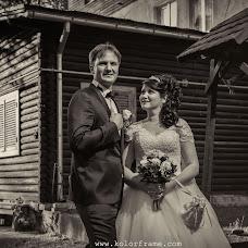Wedding photographer Croitoru Cosmin (kolorframe). Photo of 02.06.2016