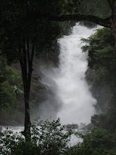 Photo: Irpu falls.