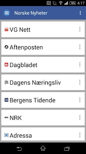 Norske Nyheter