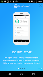 Mobile Security   NowSecure Screenshot 3