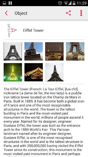 Wikimapia Maps screenshot 2