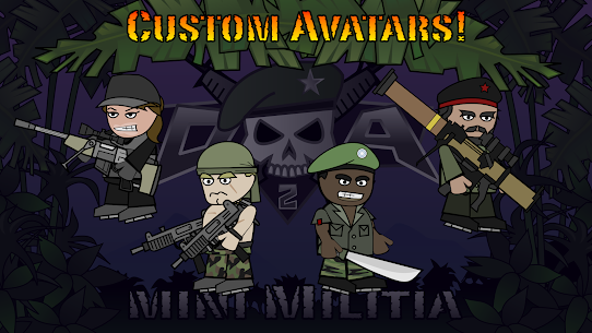 Mini Militia – Doodle Army 2 MOD Apk (Pro Pack) 10