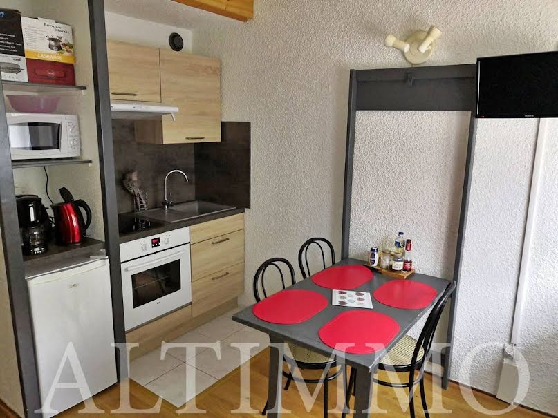 Vente studio 1 pièce 14.11 m² à Les carroz d'araches (74300), 77 400 €