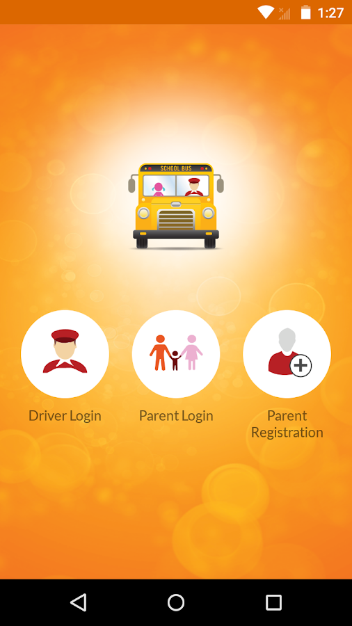 School Bus Locator- screenshot