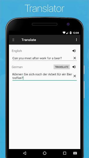 German English Dictionary + screenshot 7
