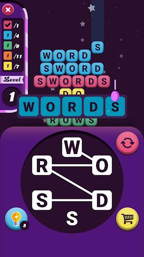 Word Challenge - Wordgame Puzzle screenshots 1