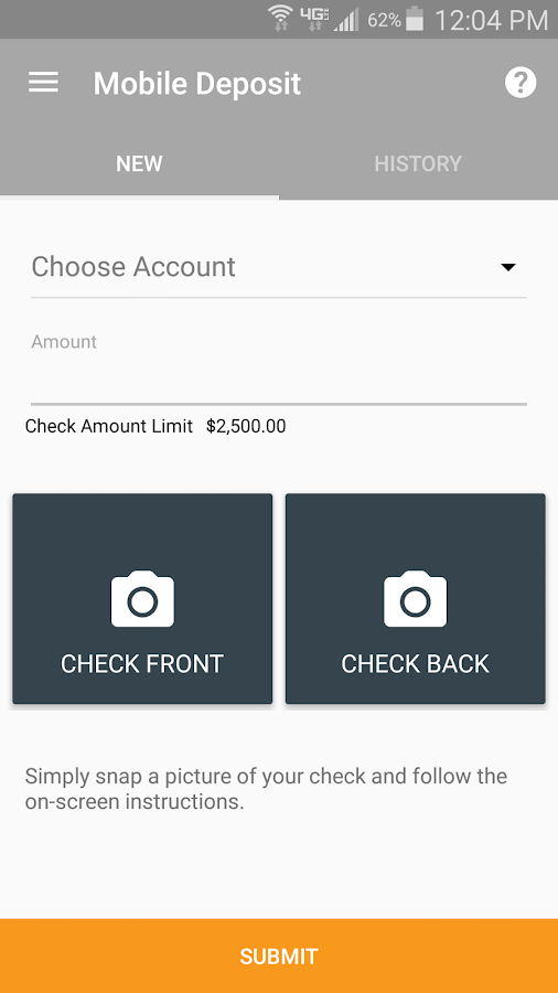 Generations FCU Mobile Banking- screenshot