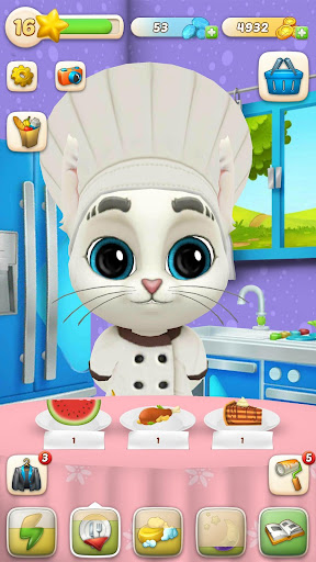 Oscar the Cat - Virtual Pet 2.1 screenshots 3