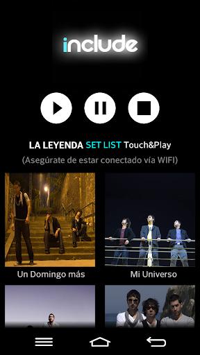 iNCLUDE La Leyenda
