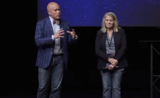Plandemic Film Stars Dr. David Martin and Dr. Judy Mikovits together in Public for the First Time Doing a Q&A Session