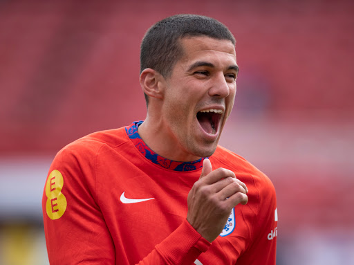 Conor Coady says 'incredible' motivational speech from Gareth Southgate left him with goosebumps ahead of Euros