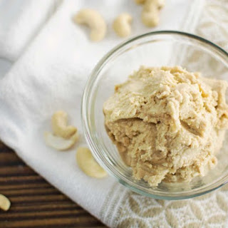 Roasted Cashew Butter with Honey