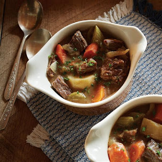 Autumn Beef and Vegetable Stew