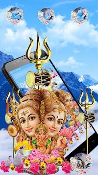 Lord Shiva 3D Parallax Launcher Theme ???? APK Latest