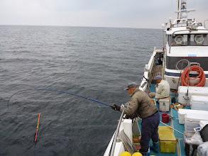 Photo: いいナギです! バリバリ釣りましょう!