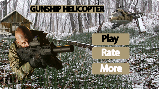 Gunship War:Navy Helicopter 3D