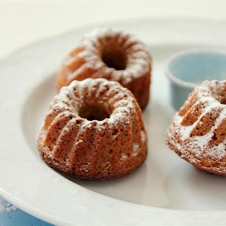 Cinnamon, Ginger and Honey Muffins Recipe