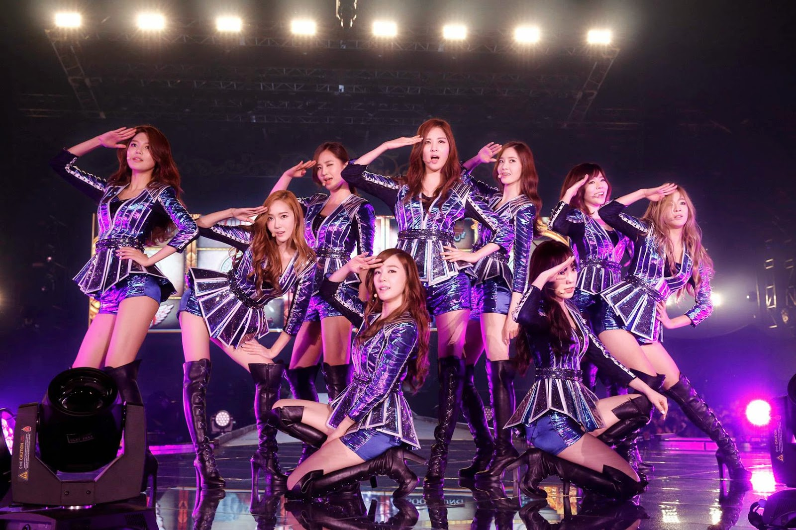 Girls' Generation 3rd Japan Tour