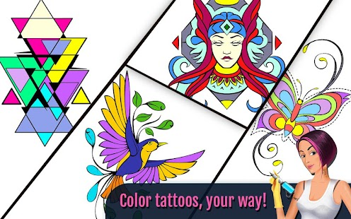Fab Tattoo Design Studio- screenshot thumbnail