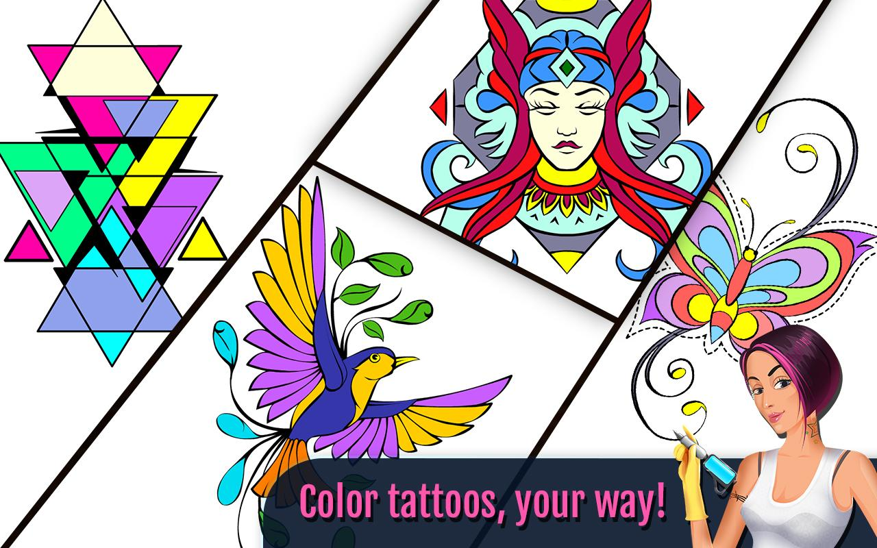 Fab Tattoo Design Studio- screenshot
