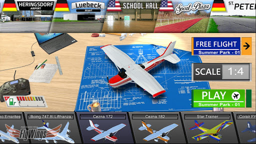 Real RC Flight Sim 2016 Free  screenshots 12