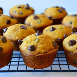 Pumkin Muffins – Lighter Version Recipe