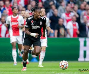 Ligue des Champions : l'Ajax trop fort pour le Besiktas de Batshuayi, le Shakhtar tient l'Inter en échec