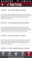 Screenshot of Farm Futures